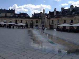Dijon, near the Duke of Burgundy's Palace