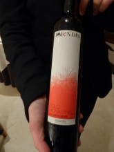 Finca Emendis Dolc Monastrell Vin Dulce Naturel, Penedes