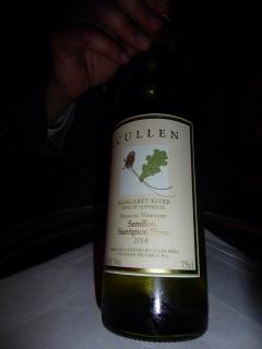 Margaret River Cullen Semillon/Sauvignon Blanc,2014